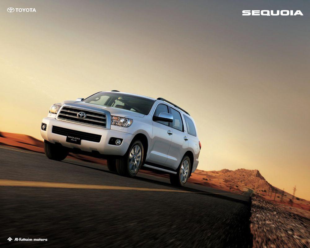 Toyota Sequoia 2012, Qatar