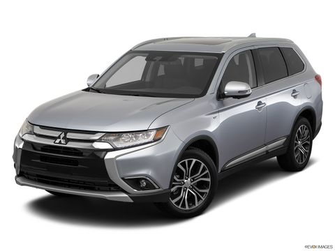 Mitsubishi Outlander 2017, United Arab Emirates