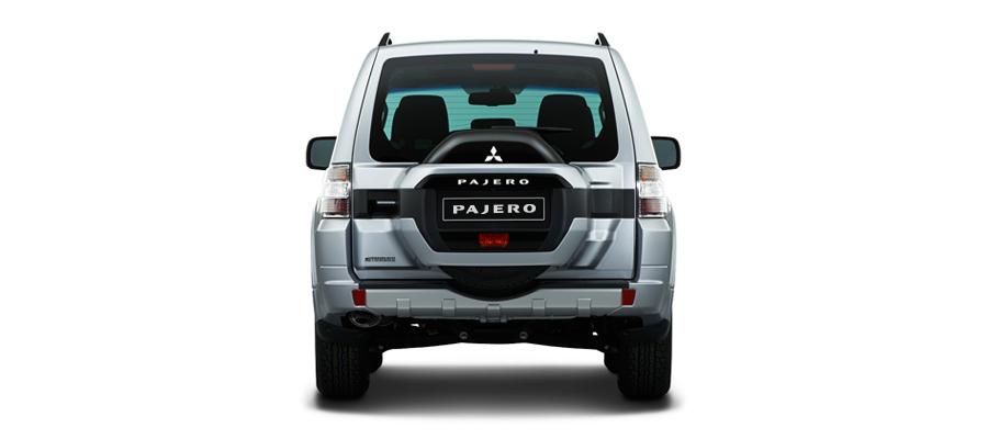 Mitsubishi Pajero 2017, Saudi Arabia
