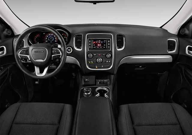 Dodge Durango 2017, United Arab Emirates