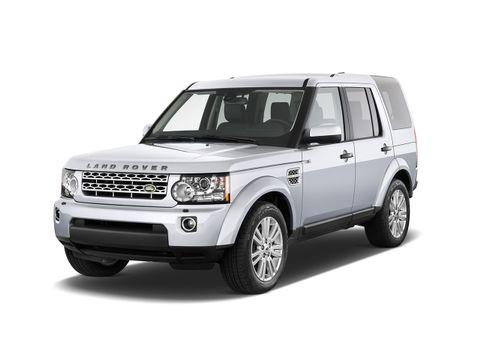 Land Rover Lr4 2017