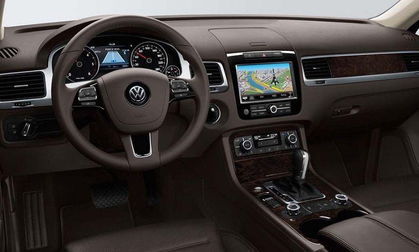 Volkswagen Touareg 2017, Kuwait