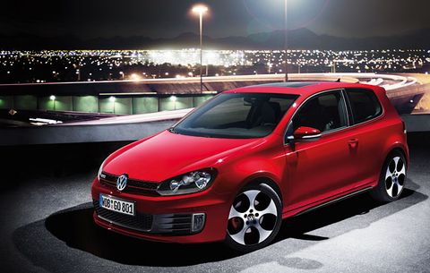 Volkswagen Golf 2013, Egypt