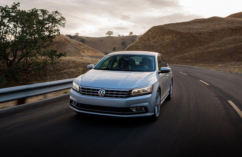 Volkswagen Passat 2017, Kuwait