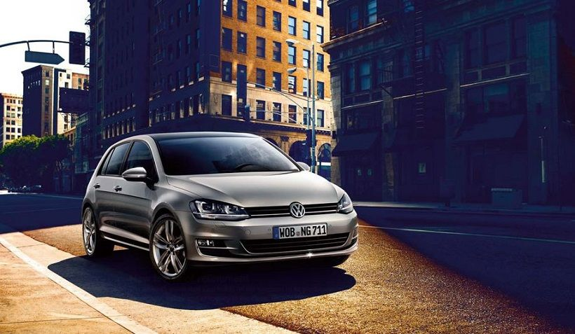 Volkswagen Golf 2017, United Arab Emirates