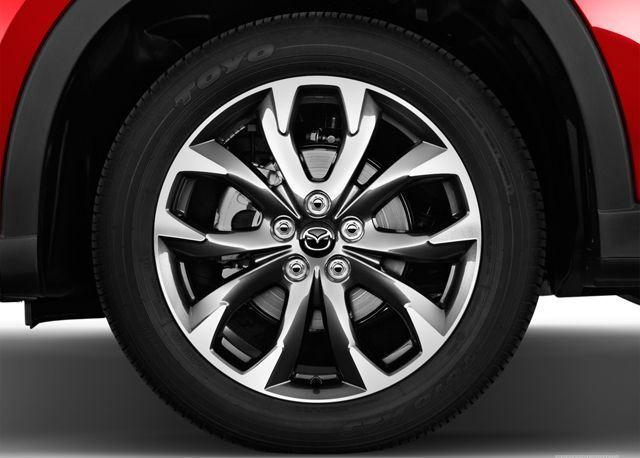Mazda CX-5 2017, Saudi Arabia