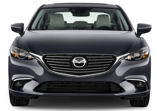 Mazda 6 2017, Oman