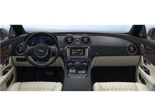 Jaguar XJ 2017, Kuwait