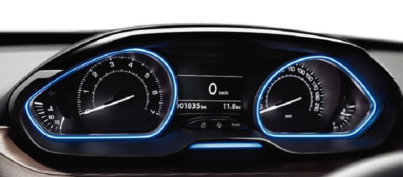 Peugeot 2008 2017, Kuwait