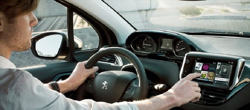 Peugeot 208 2017, Kuwait