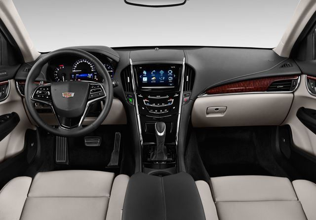 Cadillac ATS 2017, Bahrain