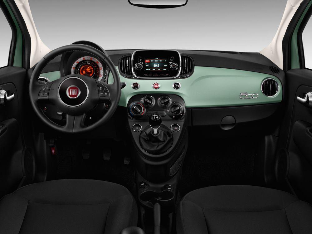 Fiat 500 2017, Bahrain