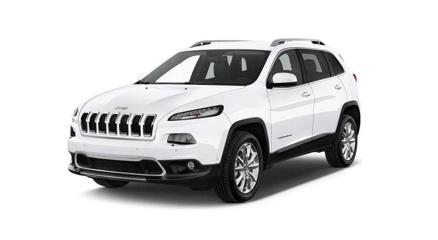 Jeep Cherokee 2017, United Arab Emirates