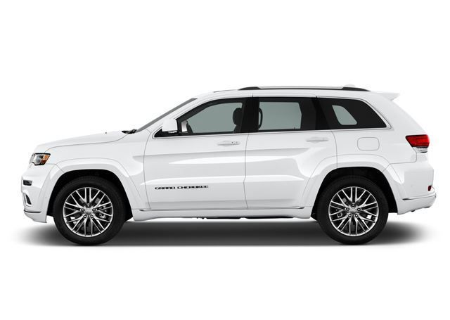 Jeep Grand Cherokee 2017, United Arab Emirates