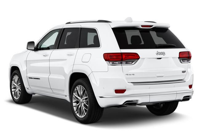 Jeep Grand Cherokee 2017, Qatar