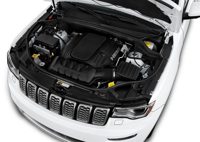 Jeep Grand Cherokee 2017, Saudi Arabia