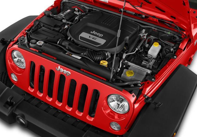 Jeep Wrangler Unlimited 2017, Bahrain