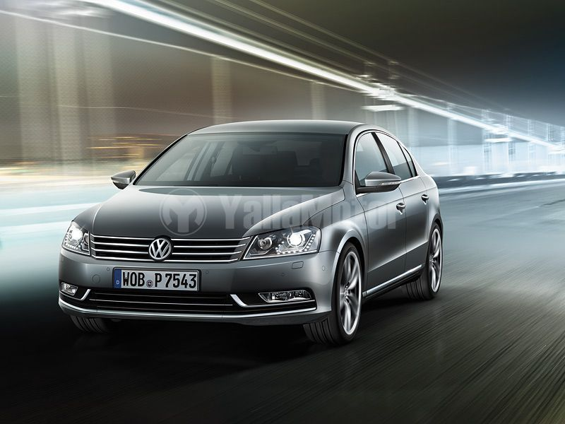 Volkswagen Passat 2013, Kuwait
