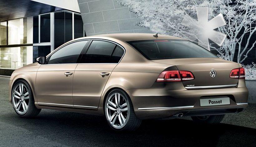 Volkswagen Passat 2013, Saudi Arabia