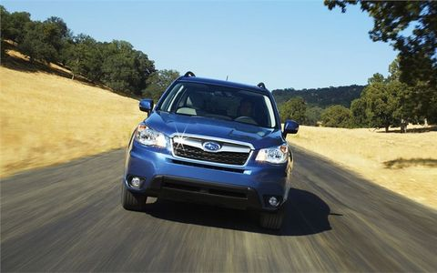 Subaru Forester 2017 2 5i in Qatar: New Car Prices, Specs