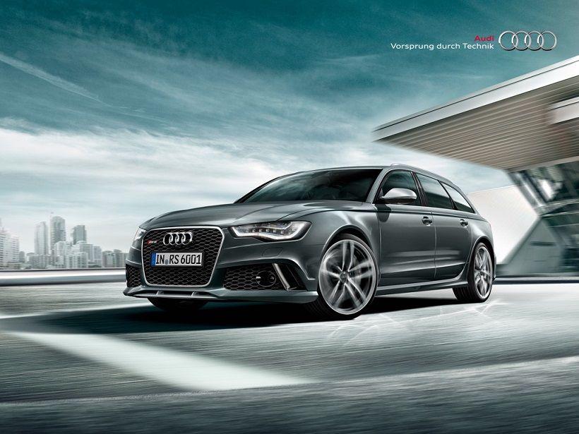 Audi RS6 Avant 2017, Kuwait