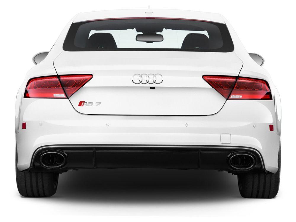 Audi RS7 2017, Oman