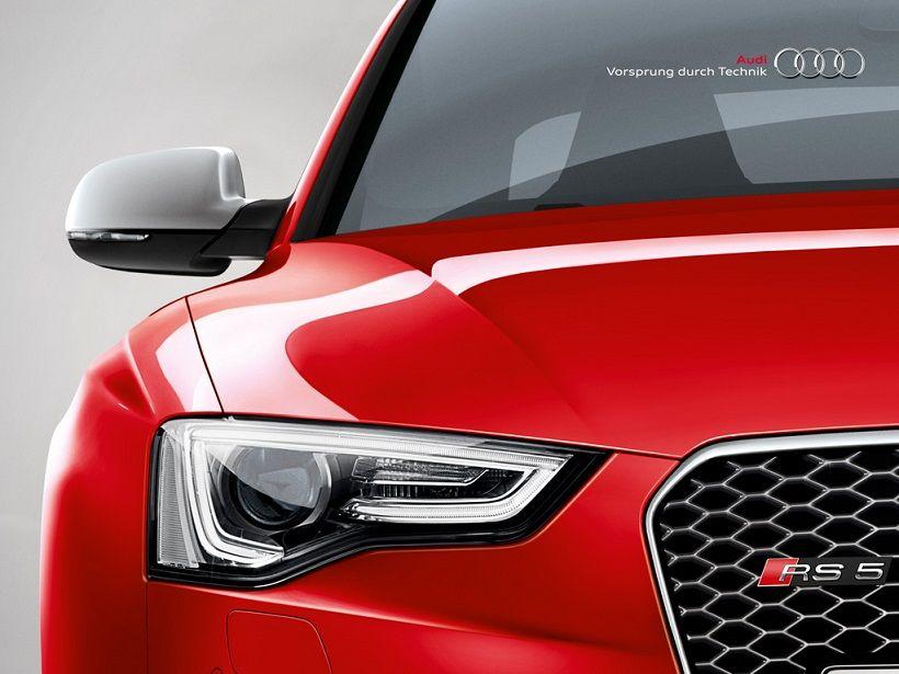 Audi RS5 Coupe 2017, Bahrain