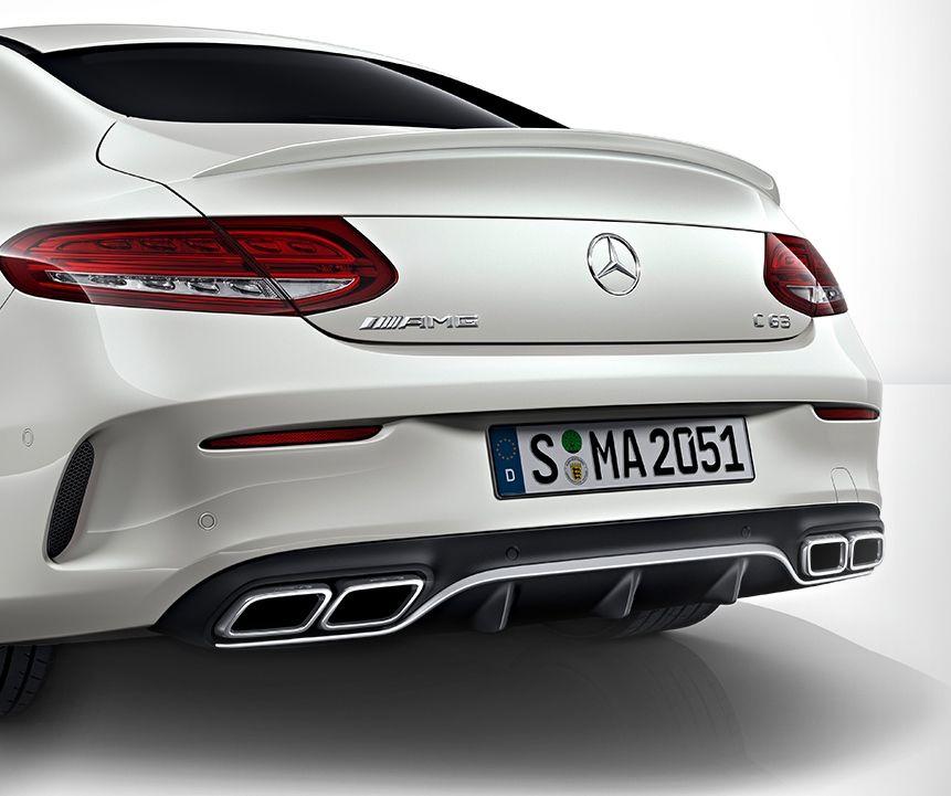 Mercedes-Benz C 63 AMG Coupe 2017, Qatar