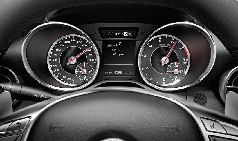 Mercedes-Benz SLK 55 AMG 2017, Oman