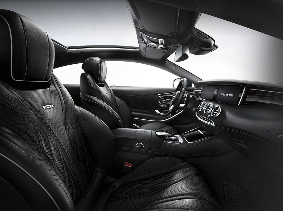 Mercedes-Benz S 65 AMG Coupe 2017, United Arab Emirates