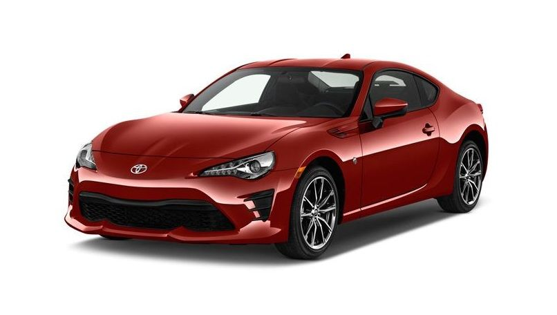 Toyota 86 2017, United Arab Emirates