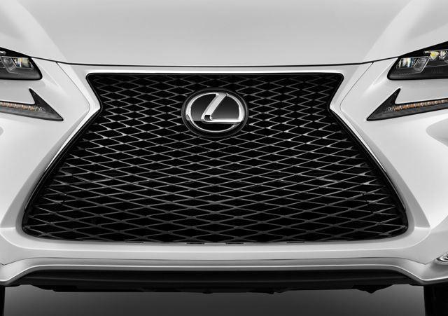 Lexus NX 2017, Saudi Arabia