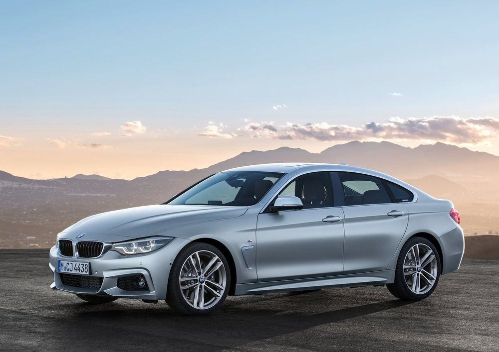BMW 4 Series Gran Coupe 2017, United Arab Emirates