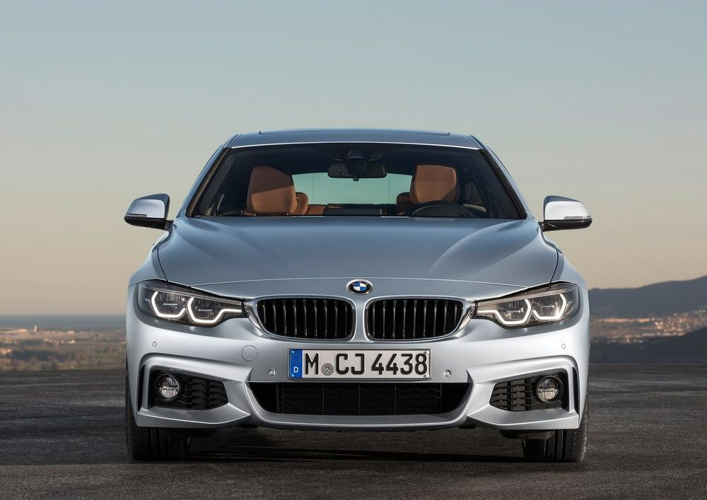 BMW 4 Series Gran Coupe 2017, Egypt