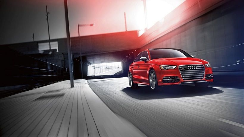 Audi S3 Sedan 2017, Oman