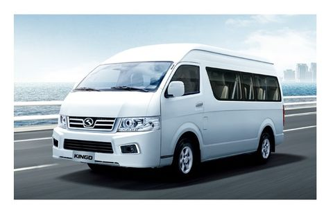 King Long Wide Body Passenger Van 2017 2 7l 15 Seater In Uae New