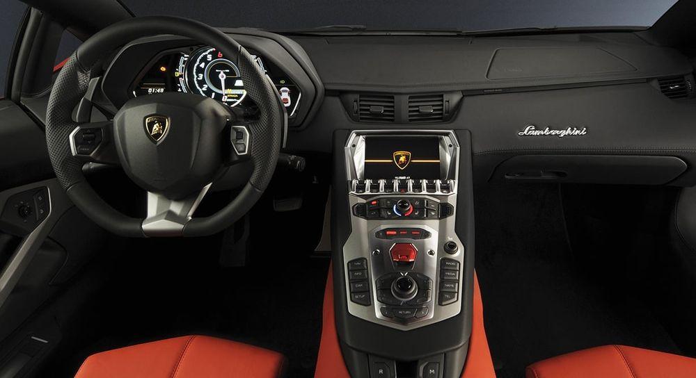 Lamborghini Aventador 2017, United Arab Emirates