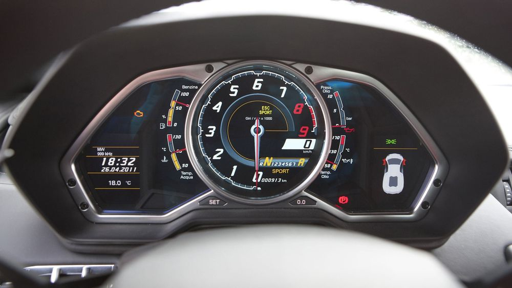 Lamborghini Aventador 2017, Kuwait