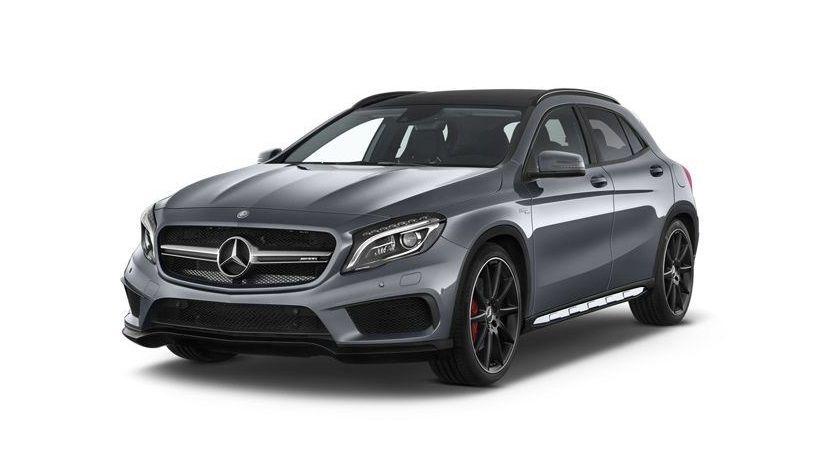 Mercedes-Benz GLA 2017, Kuwait