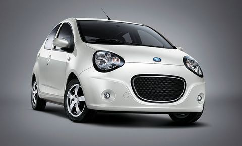 Geely GC2 Price in Saudi Arabia - New Geely GC2 Photos and Specs ...