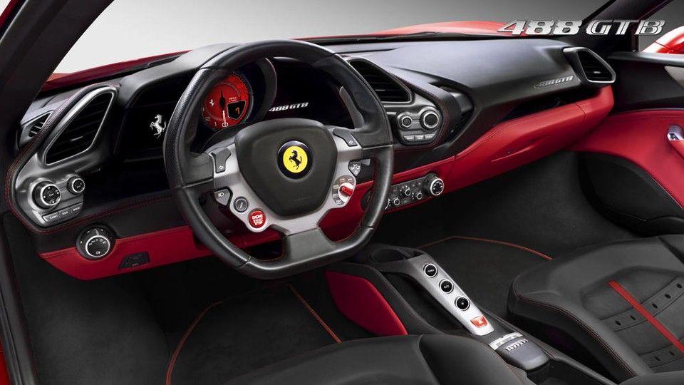 Ferrari 488 GTB 2017, United Arab Emirates