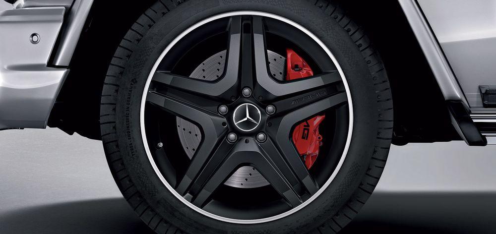 Mercedes-Benz G-Class 2017, Kuwait