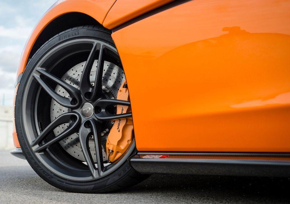 McLaren 570S 2017, Kuwait