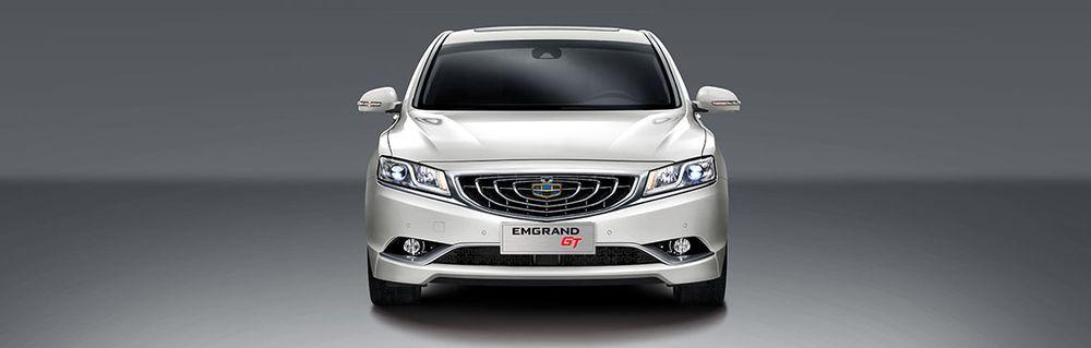 Geely Emgrand GT 2017, United Arab Emirates