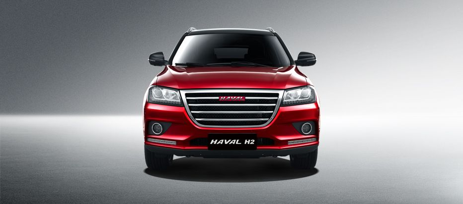 Haval H2 2017, United Arab Emirates