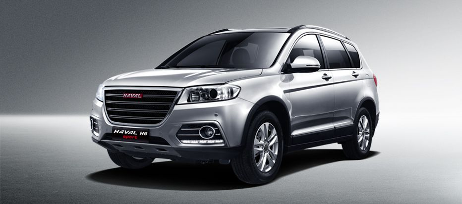 Haval H6 2017, United Arab Emirates
