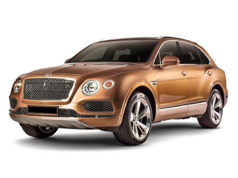 Bentley Bentayga 2017 United Arab Emirates