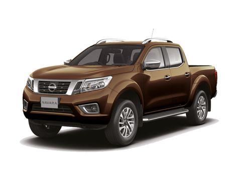 Nissan Navara 2017, Kuwait