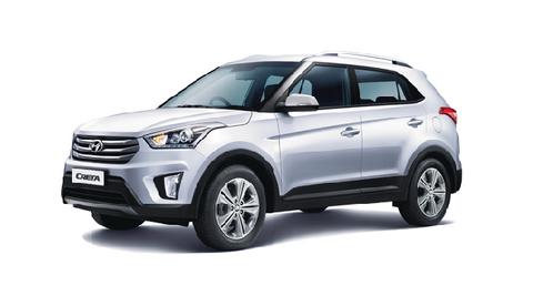 Hyundai Creta 2017 1 6l Top In Uae New Car Prices Specs Reviews