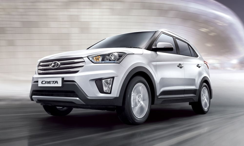 Hyundai Creta 2017, Kuwait